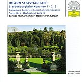 Bach, J.S.: Brandenburg Concertos Nos.1-3; Overture No.3 by Various Artists