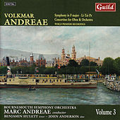Volkmar Andreae: Symphony in F Major - Li-Tai-Pe - Concertino for Oboe by Various Artists