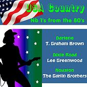 USA Country No.1's from the 80's by Various Artists