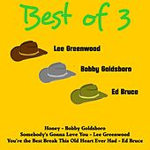 Best of 3: Lee Greenwood, Bobby Goldsboro, Ed Bruce by Various Artists
