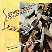 Schoenberg: Pierrot Lunaire / Stravinsky: Octet by Various Artists