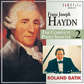 Haydn: The Complete Piano Sonatas Vol.2 by Roland Batik
