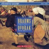Brahms: Hungarian Dances  - Dvorak: Slavonic Dances Nos. 1, 2 & 8 by Various Artists