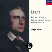 Liszt: Piano Music by Jorge Bolet