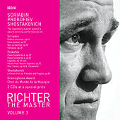 Prokofiev/Scriabin: Piano Works by Sviatoslav Richter