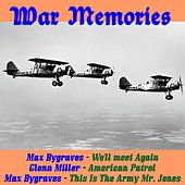 War Memories by Various Artists
