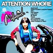 Attention Whore Melleefresh vs 10 DJ's (Melleefresh vs. deadmau5) by Melleefresh