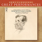 Chopin: Piano Sonata No. 2; Polonaises; Fantaisie-Impromptu; Scherzo No. 1 [Great Performances] by Vladimir Horowitz