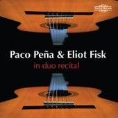 Paco Peña & Eliot Fisk in duo recital by Eliot Fisk