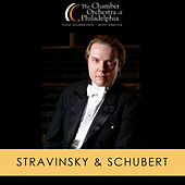 Stravinsky & Schubert by Chamber Orchestra Of Philadelphia