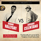 Johnny Hallyday v/s Adriano Celentano by Various Artists