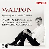Walton: Symphony No. 1 - Violin Concerto by Various Artists