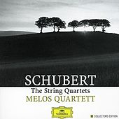 Schubert: The String Quartets by Melos Quartet