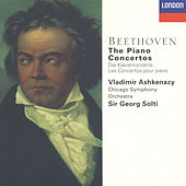 Beethoven: The Piano Concertos by Vladimir Ashkenazy