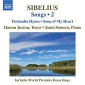 SIBELIUS: Songs, Vol. 2 by Hannu Jurmu