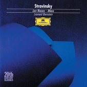 Stravinsky: Les Noces; Mass by Various Artists