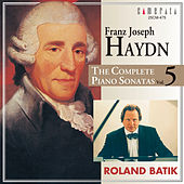 Haydn: The Complete Piano Sonatas Vol. 5 by Roland Batik