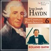 Haydn: The Complete Piano Sonatas Vol. 6 by Roland Batik