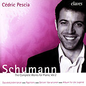 Schumann: The Complete Works For Piano, Vol. 2 by Robert Schumann