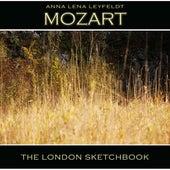 Mozart: The London Sketchbook by Anna Lena Leyfeldt