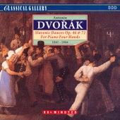 Dvořák: Slavonic Dances, Op. 46 & 72 by Marian Lapansky