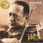 The Heifetz Collection, Vol. 17 by Jascha Heifetz