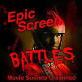 Epic Screen Battles by Various Artists