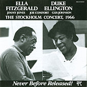 The Stockholm Concert 1966 by Ella Fitzgerald