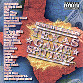 Texas Game Spitterz by Various Artists