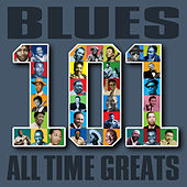 Blues - 101 All Time Greats von Various Artists