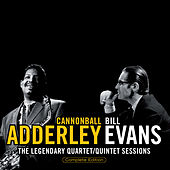 The Legendary Quartet/Quintet Sessions (Bonus Track Version) by Bill Evans