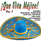 ¡Que Viva Méjico! Vol. 1 by Various Artists