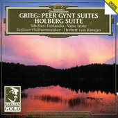 Grieg: Peer Gynt Suites / Sibelius: Valse triste by Various Artists
