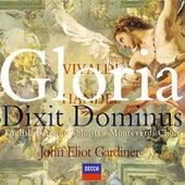 Vivaldi: Gloria / Handel: Dixit Dominus by Various Artists
