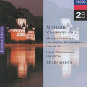 Mahler: Symphonies Nos. 1 & 3 by Various Artists