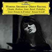 Martha Argerich - Debut Recital by Martha Argerich
