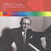 Clifford Curzon: Decca Recordings 1949-1964 Vol.1 by Sir Clifford Curzon
