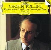 Chopin: Piano Sonatas Nos.2 & 3 by Maurizio Pollini