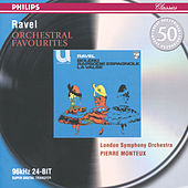 Ravel: Orchestral Favourites by London Symphony Orchestra