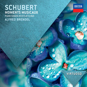 Schubert: Moments Musicaux; Piano Sonata in B Flat, D.960 by Alfred Brendel