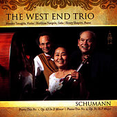 Schumann Piano Trios by Robert Schumann