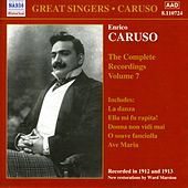 Caruso - Complete Recordings Vol. 7 by Various Artists