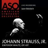Strauss: Emperor Waltz, Op. 437 by Leon Botstein