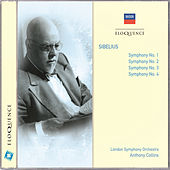Sibelius: Symphonies Nos.1 - 4 by London Symphony Orchestra