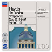 Haydn: The London Symphonies - Nos. 93, 94, 97 & 99 - 101 by Royal Concertgebouw Orchestra