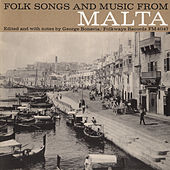 Folk Songs and Music from Malta by Various Artists