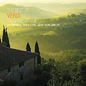 The Best Of Verdi by Various Artists