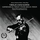 Bach& Berg: Violin Concertos by Various Artists
