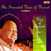 The Immortal Voice of Nusrat, Vol. 1. by Nusrat Fateh Ali Khan