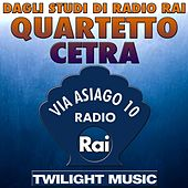Dagli studi di Radio Rai: Quartetto Cetra (Via Asiago 10, Radio Rai) by Quartetto Cetra